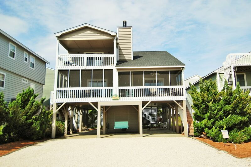 432-30 - Third Row Beach House