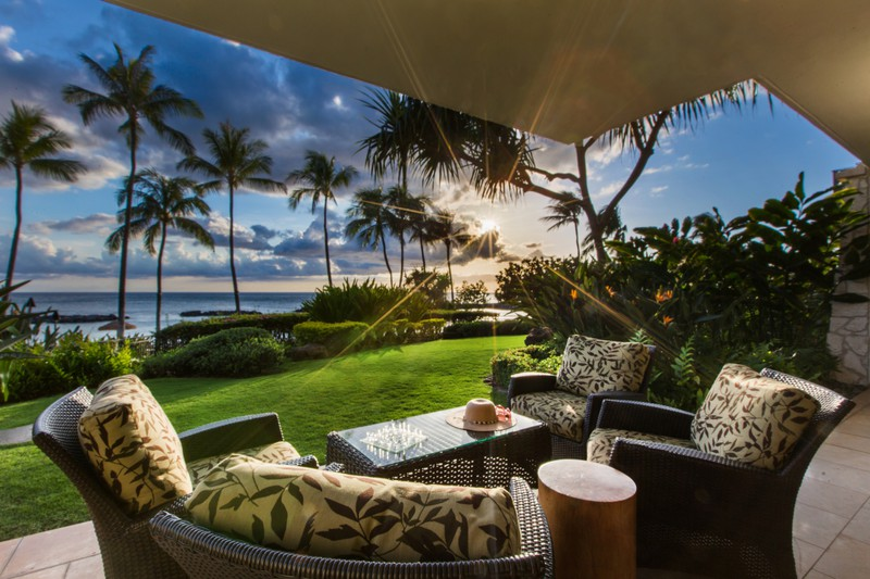 B 109 Ko Olina Beach Villa In West Oahu Hawaii Elite