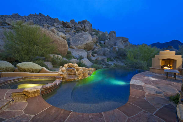 Troon Canyon Estate photo