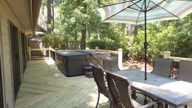 Coastal Vacation Rentals - 11 WIldwood Court photo