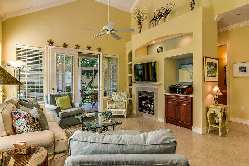 Spectacular Amelia Island Vacation Villa photo