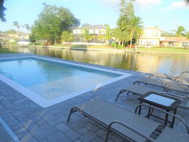 5409 Azure Way- Beautifully Updated Canal Front Home photo