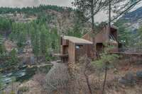 Alpine River House