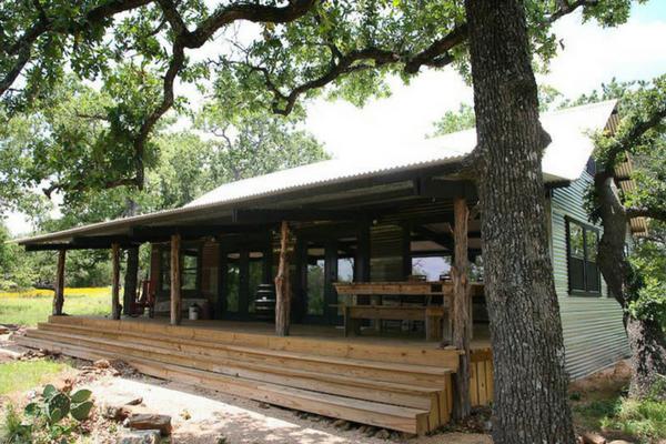 Blackjack Ridge Tin Roof Cottage