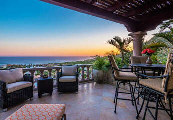 Villa Deseo - Luxury 4 Bedroom Villa on Pacific Side of Pedregal
