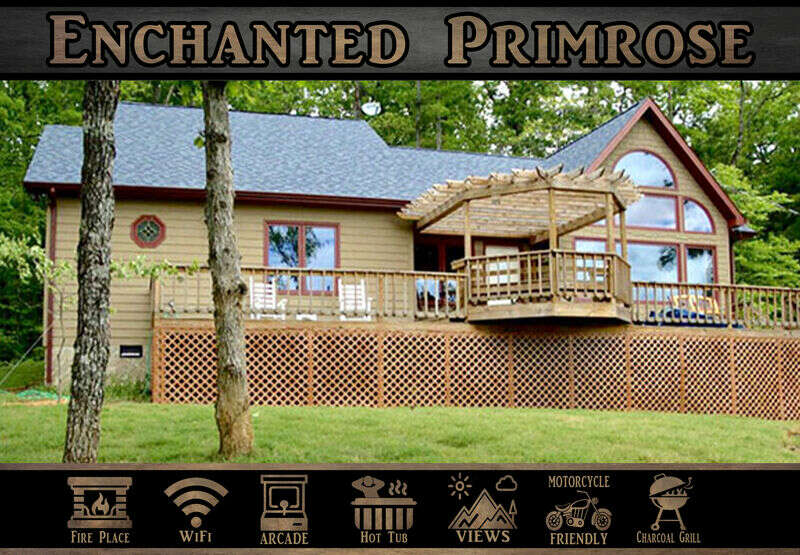 Enchanted Primrose