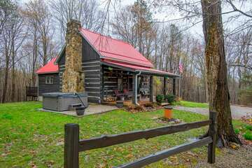 Hocking Hills Cabin Rentals by Buffalo Lodging | Book Top Cabin