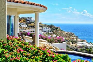 Villa Thunderbird - 6 Bdrm Private Villa in Pedregal - Breathtaking Ocean Views!