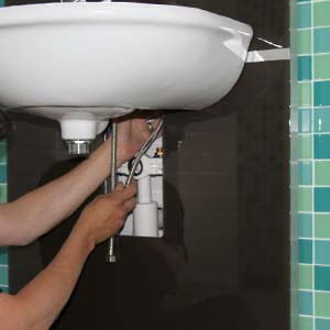 Wash Basin Uninstallation