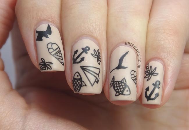 Tatuajes En Las Uñas La Nueva Tendencia Viral De Instagram
