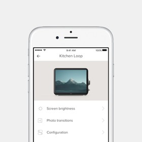 setting up customize settings