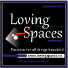 Loving Spaces: Passions for All Things Beautiful.Banner 66x66 px