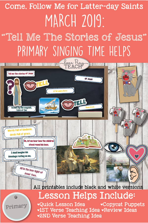Primary Singing Time 2019