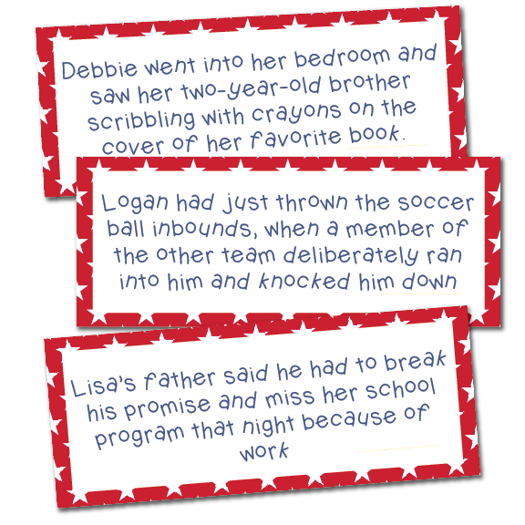 Individual lesson helps packet forPrimary 3 Lesson 23: Forgiving One another