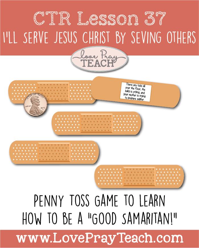 Primary 3 CTR Lesson 37: