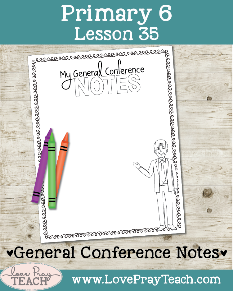 Lesson helps packet for Primary 6 Lesson 35: Naaman Is Healed