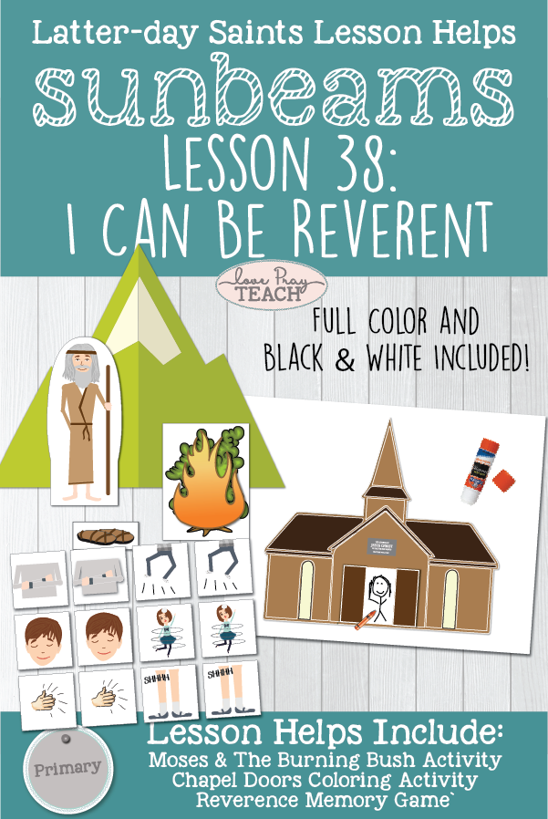 """I Can Be Honest"" LDS Sunbeams Lesson 37 Printable Lesson packet includes coloring pages, game ideas, cut and color, and more! www.LovePrayTeach.com"