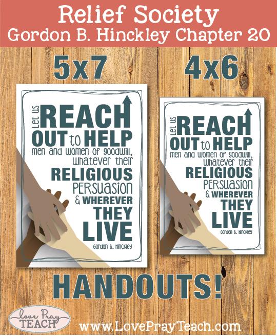 Gordon B Hinckley Chapter 20: