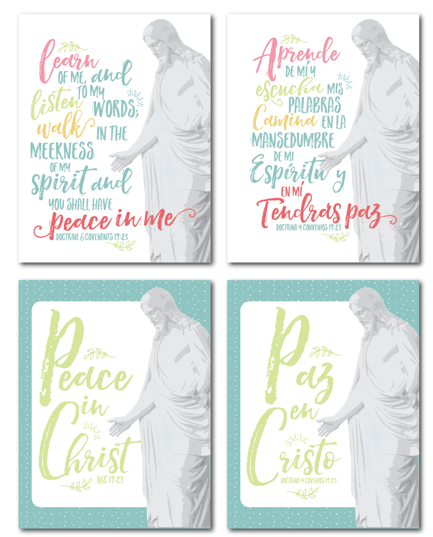 2018 Mutual Theme Printables