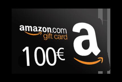 Tarjeta regalo 100€ - Amazon