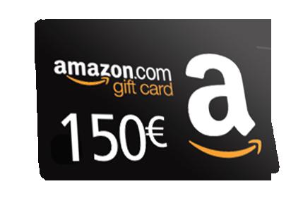 Tarjeta regalo 150€ - Amazon
