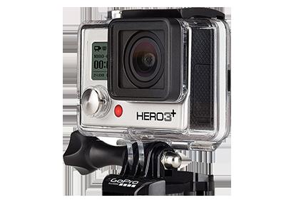Camera GoPro Hero3 Silver+