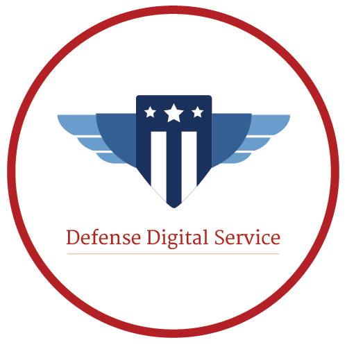The logo of the Defense Digital Service