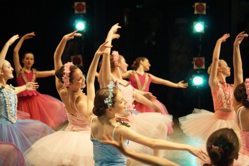 Yellowstone Ballet: The Nutcracker Waltz