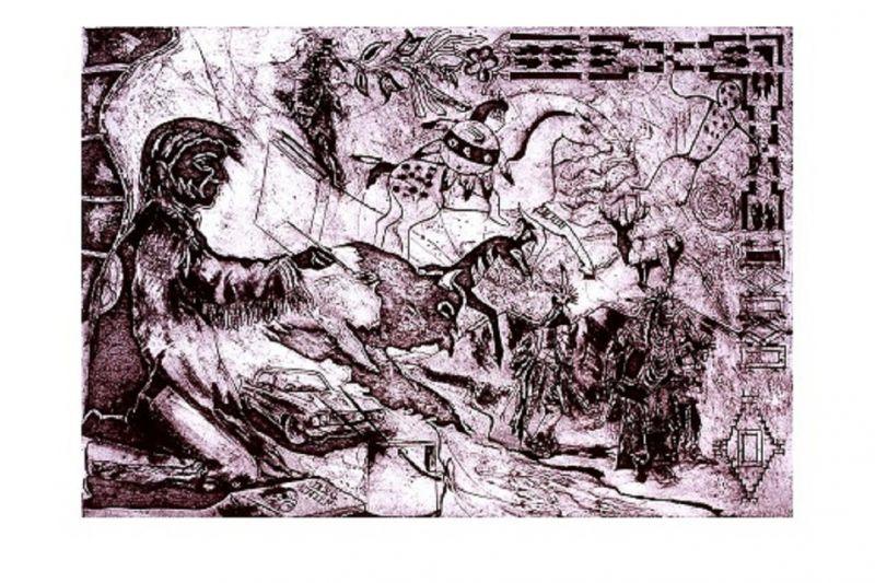 Strokes of Truth - Damian Charette