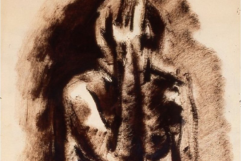 Untitled (figure) - Freeman Butts