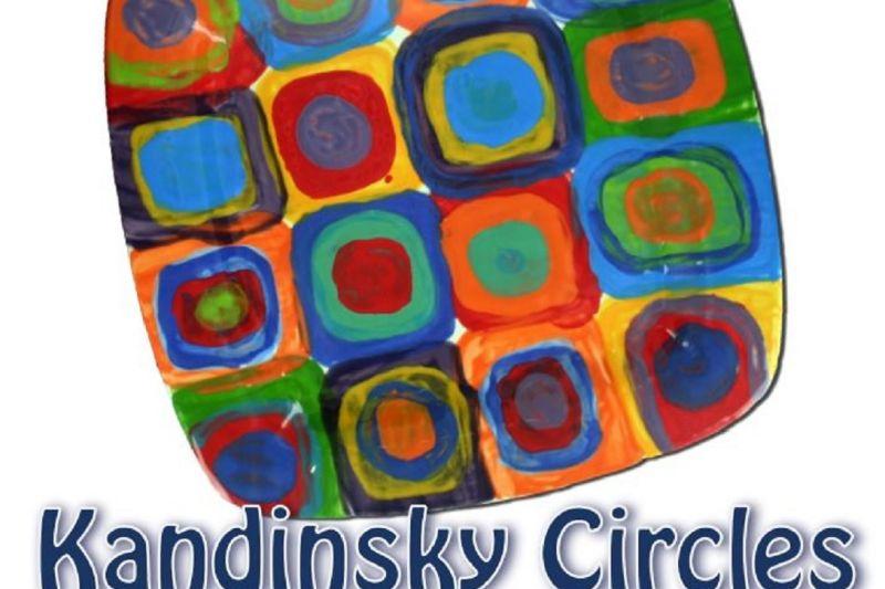 Kids Night Out Painting Class: Kandinsky Circles