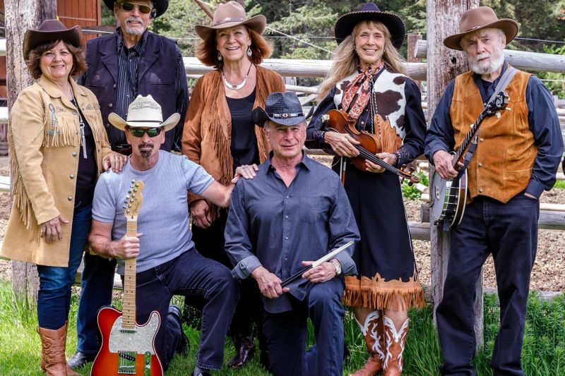 Cowboy Country & the Gold Dust Girls