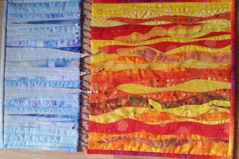 Pat Cross: Bead Quilt