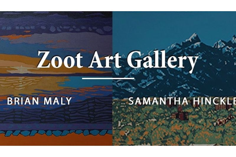 Contemporary Landscapes: Samantha Hinckley and Brian Maly