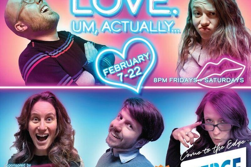 Ninth annual Comedy Revue