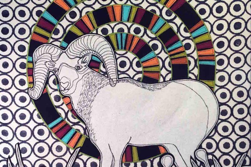 """Bighorn"" by Monica Thompson"