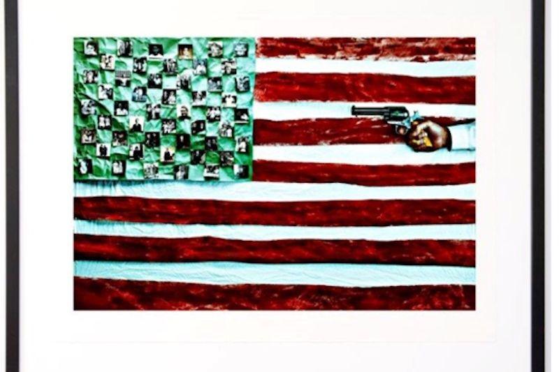 """Guns in America-#2"" by Jeff Corwin"