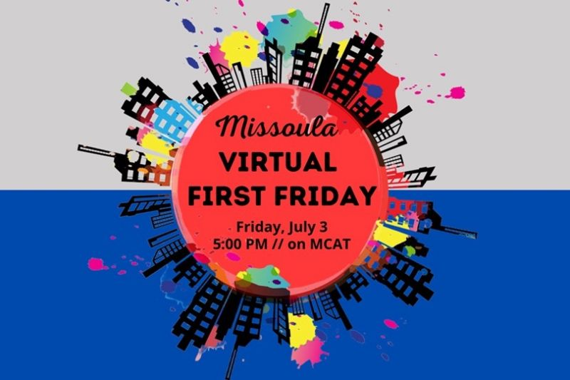 Virtual First Friday