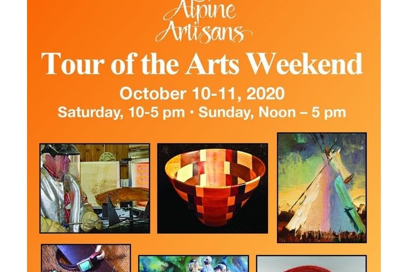 Alpine Artisans Tour of the Arts