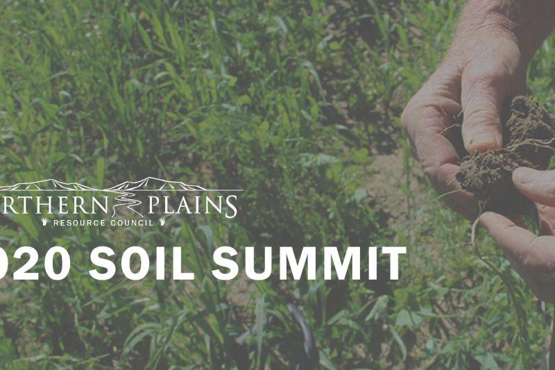 Northern Plains 2020 Soil Summit