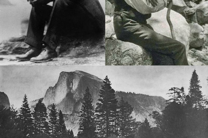 Into the Wild with Muir and Pinchot