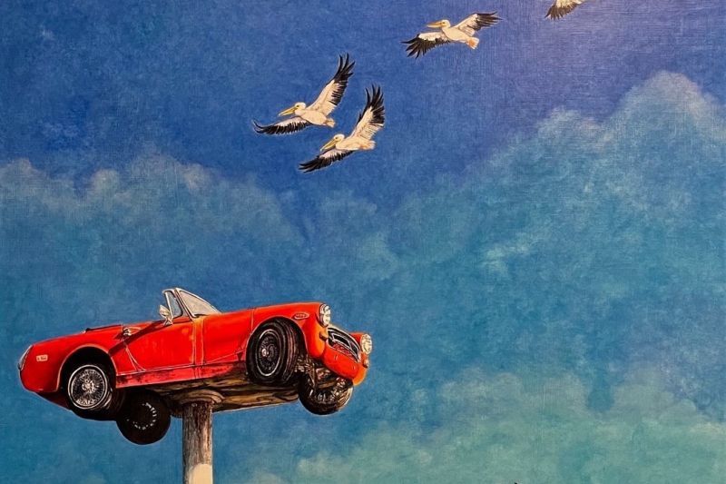 """""""Expressway"""" by Dominique Paulus"""