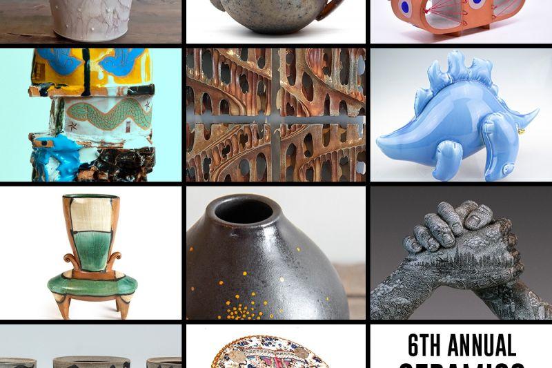 6th Annual Ceramics Invitational