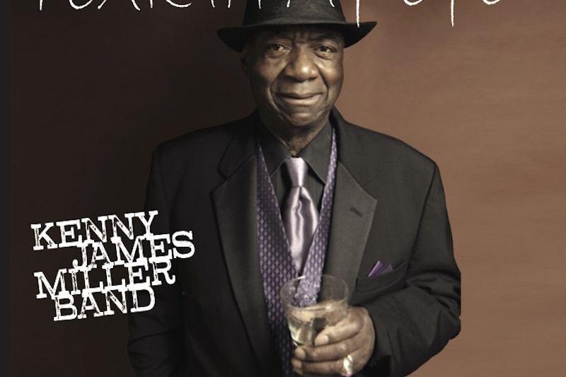 Kenny James Miller Band CD Release Jam