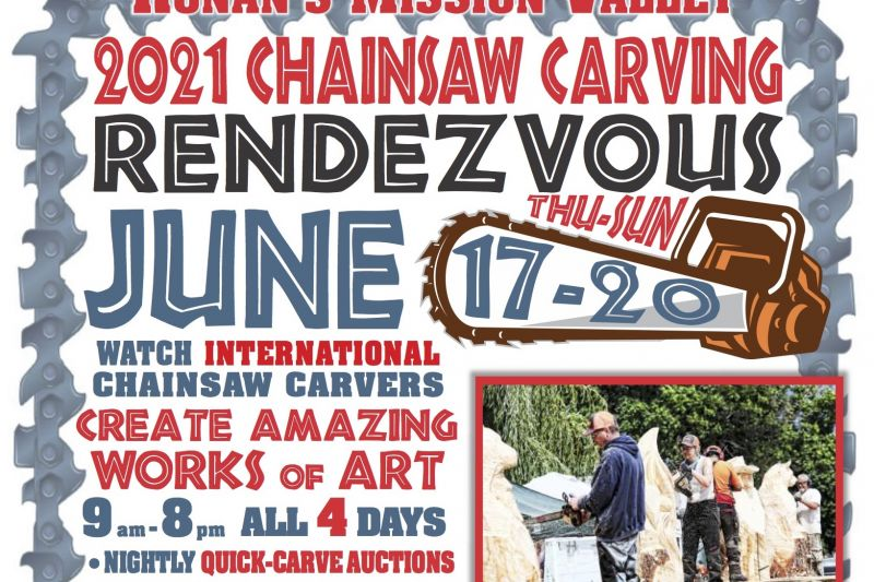 Chainsaw Carving Rendezvous