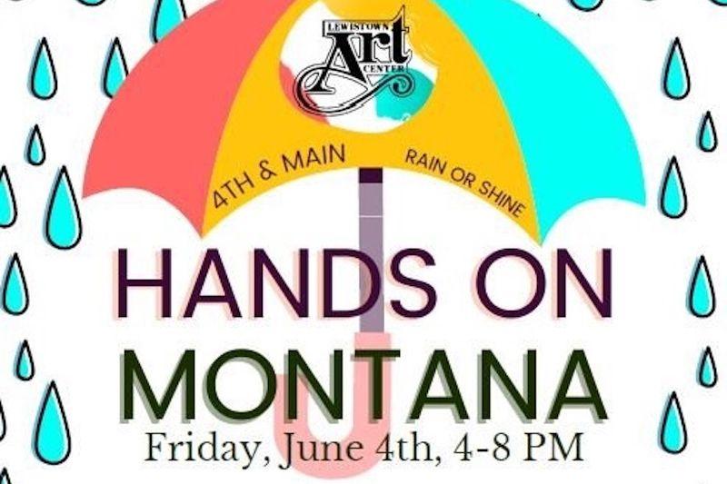 Hands on Montana!