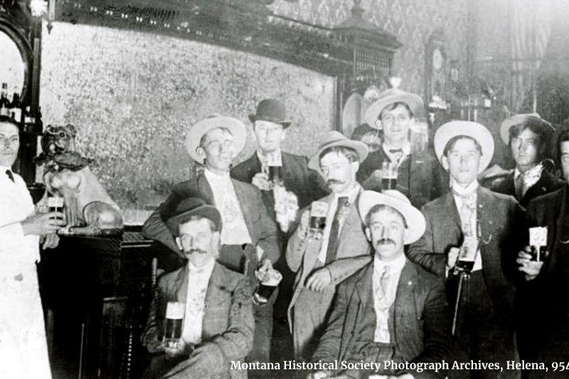 Helena History Walk: Breweries & Brothels