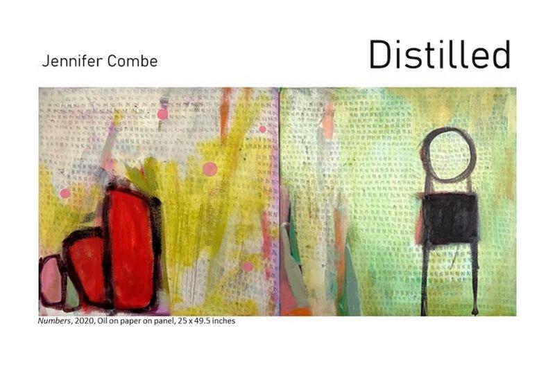Jennifer Combe: Distilled