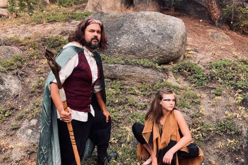 Orphan Girl Children's Theatre presents Bitterroot