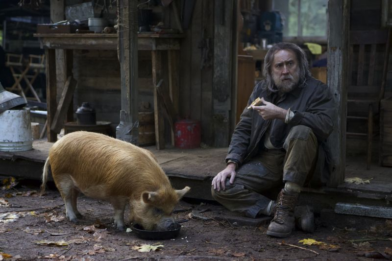Pig with Nicolas Cage